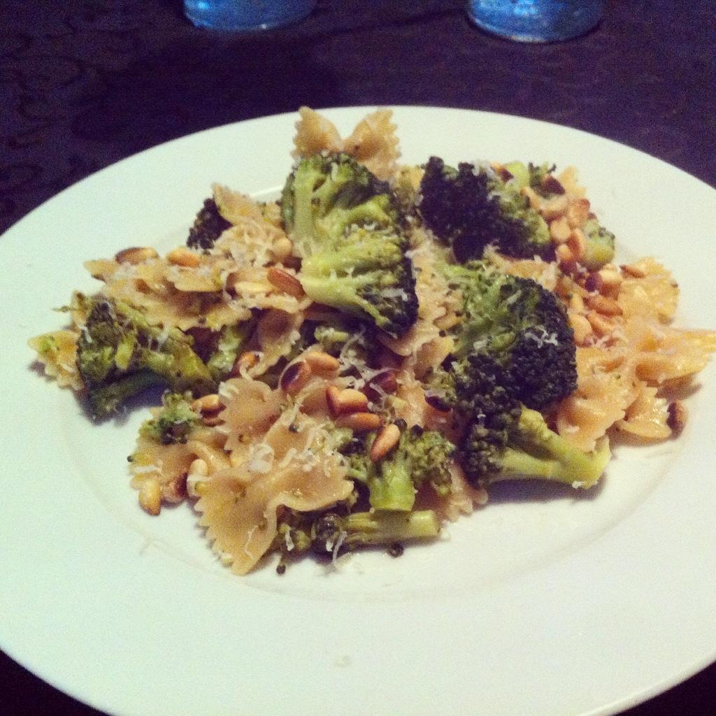 pasta met broccoli