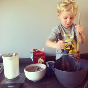 Recept de lekkerste chocoladekoekjes bakken