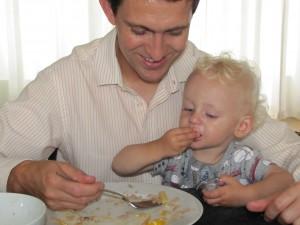 kind wil niet eten - van nee naar oké